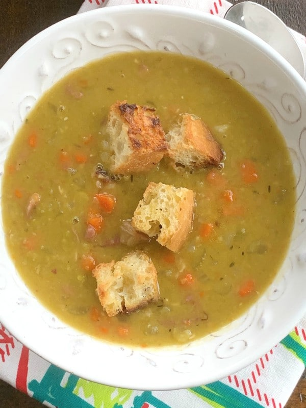 soupe copieuse