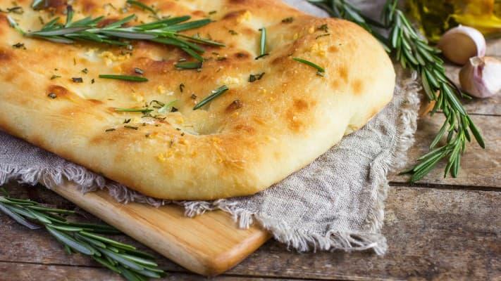 pain foccacia
