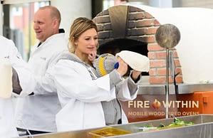 Université au feu de bois à Fire Within