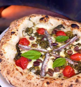 Pizzeria Cagliostro 50 pizzas supérieures