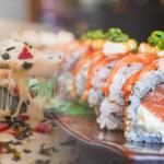 Vous pensez que les sushis sont plus sains que les pizzas ? Détrompez-vous
